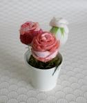 Cakepop roses